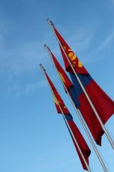 Mongolie 2016